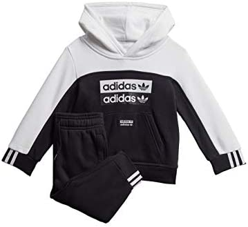 adidas Set Kinder SCHWARZ Training SANZUGE FM5497