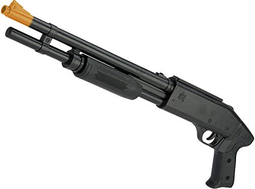 Evike P328 Spring Powered Pump Action 3/4 Scale Airsoft Shotgun
