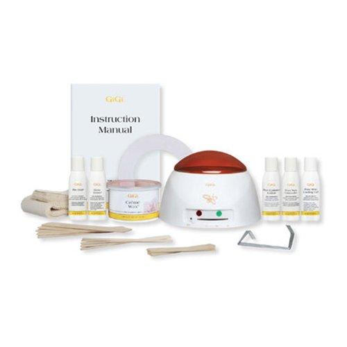 Salon Spa Gigi Mini Pro Wax Waxing Kit WW-GG-0140