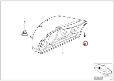 BMW O-Ring M6 325i 325ix M3 735i 735iL 535i M5 3.6 M3 X5 4.4i X5 4.8is 550i M5 535i 535xi 550i 535xi 645Ci 650i M6 650i 645Ci 650i M6 650i 750i 760i ALPINA B7 750Li 760Li X5 3.5d 135i M Coup/é X3 Engine Lubrication Oil Cooler Line 13.4 X 1.78 Mm
