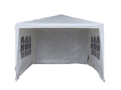 STRONG CAMEL Wedding PartyTent 10x10 Outdoor Eazy Set Gazebo Pavilion Canopy BBQ Cater Events