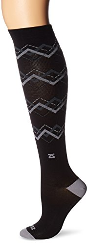 Fresh Legs Compression Socks - Graduated Compression Stockings Fun Designs for Women and Men - Great for Travel, Running , Casual, Nurses, Maternity - Made in - Italy Weather