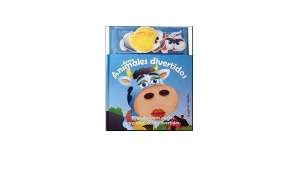 Armo Animales Divertidos: El Gato De Hojalata: 9789875799165: Amazon.com: Books