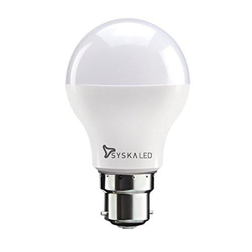 Syska 5 Watt LED Bulb  Cool Day Light