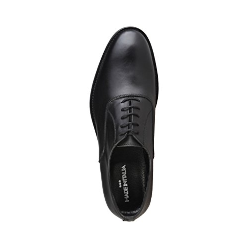 Made Homme in Italia Shoes Noir Richelieus OTxYTqrF