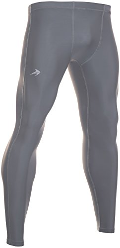 Men's Compression Pants - Workout Leggings for Gym, Basketball, Cycling, Yoga, Hiking - Rash Guard + Performance Running Tights - Athletic Base Layer Pants/Thermal Underwear for ()