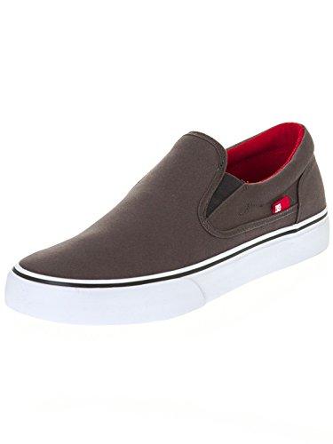DC Shoes Trase - Zapatillas para hombre Gris - Grey/Black/Red