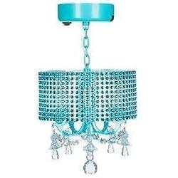 Limited Jeweled School Locker Lamp (Blue)