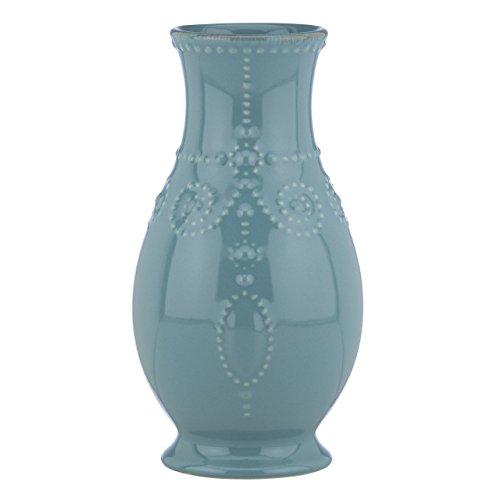 Bluebell Vase - Lenox French Perle Fluted Vase 8