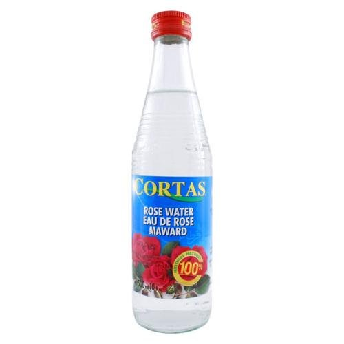 Cortas Rose Water, 10-Ounce Bottles (Pack of 4) 31ZXxPuWewL