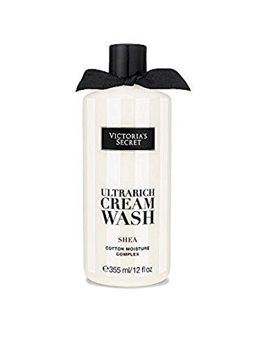 Cream Shower Gel (Victoria's Secret Ultrarich Cream Body Wash Shea)