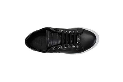 Philipp Sneaker Homme Plein Black Load Low Pour Baskets AzgBOAq
