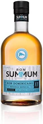 Ron Dominicano SUMMUM Reserva Especial - 700 ml. Para los paladares más exigentes.