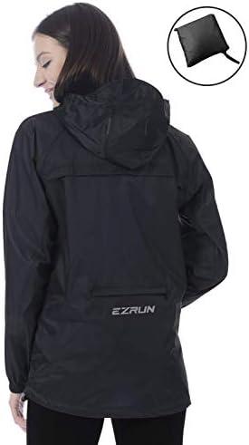 EZRUN Waterproof Windbreaker Lightweight Packable product image