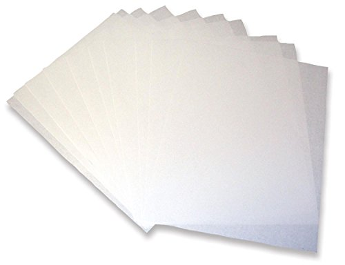 Fusible Decal - Fusing Photo Paper - 10 Pack
