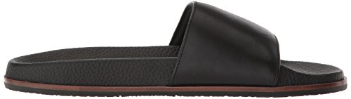 Frye Mænds Emerson Slide Sandal Sort y2Kwk1