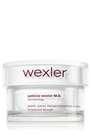 Wexler Professional Strength MMPi Skin Regenerating Serum 1.0 ounce (Serum Wexler Regenerating Skin)