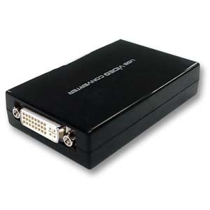 InstallerParts USB 2.0 DVI Display Adapter-HD