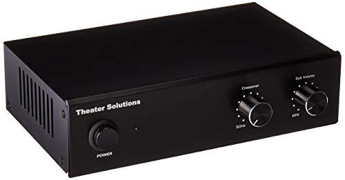 Theater Solutions SA200 Passive Subwoofer 200 Watt Amplifier