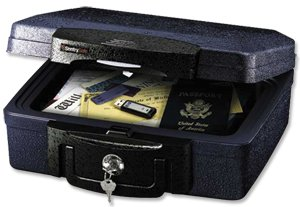 SentrySafe H0100 Fire-Safe Waterproof Chest by SentrySafe