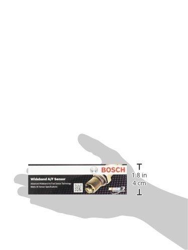 13678-BOS Acura OE Fitment Bosch 13678 Oxygen Sensor