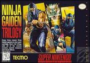 Ninja Gaiden Trilogy from Tecmo