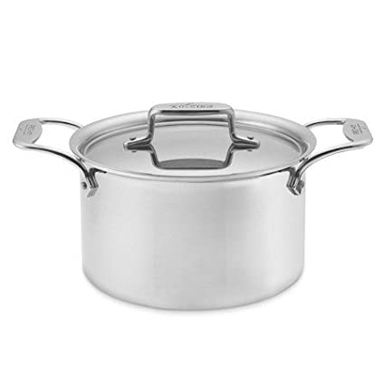 Casserole - 4 QT (Polished D5) All-Clad SD552043