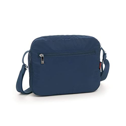Dress Blue Metro 24 A Inner Borsa Hedgren Tracolla City Cm Rfid Pxzqwnva