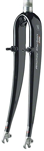 - Ritchey Comp Cross Fork with Eyelets, Carbon, 1-1/8-Inch