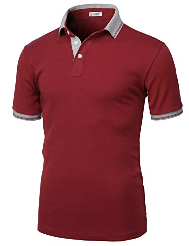 Buy mens short sleeve polo button down shirts