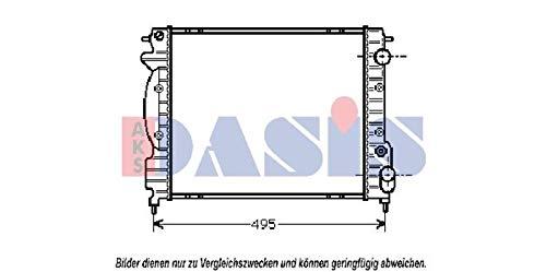 engine cooling AKS Dasis 180630N Radiator