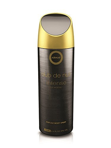 Price comparison product image Armaf Club De Nuit Intense Deodorant Body Spray For Women 200 ML