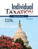 Individual Taxation 2015 Ed, James W. Pratt, William N. Kulsrud, 1617401625