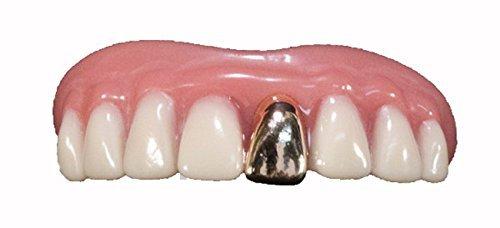 Billy Bob Fake Halloween Teeth - Gold Bling by Billy Bob]()