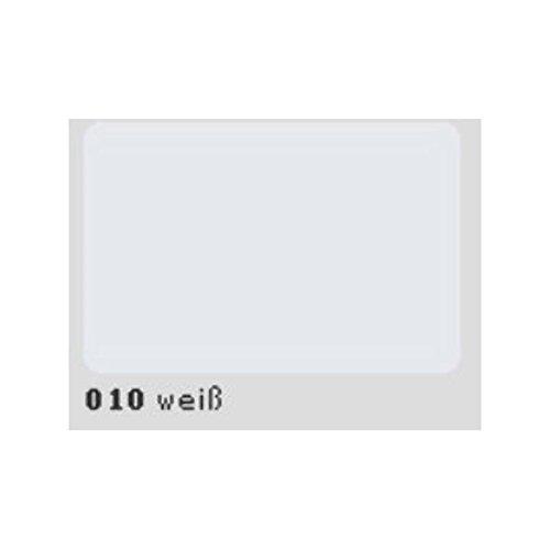 Oracal 651 Plotterfolie 63cm x 20m weiß 010