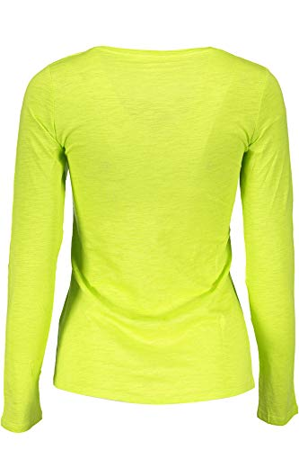 Liu Camisetas Liu Jo Jo Mujer Verde qrfrw4I1nz
