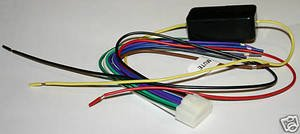31ZYCzKvbfL amazon com jensen dual 16 pin wire harness automotive jensen wiring harness at fashall.co