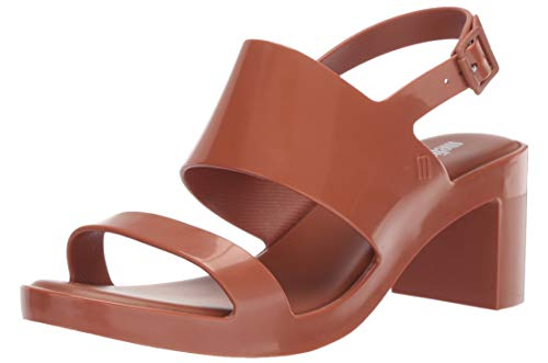 - Melissa Shoes Womens Classy High Brown 9 M