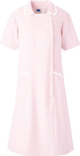 ラグ倉庫ジョージハンブリー【WHISeL】ナースウェア ワンピース ピンク/WH11200