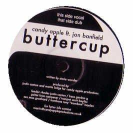 Candy Apple Ft Jon Banfield / Buttercup