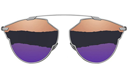 Dior So Real SoRealA Sunglasses Pink / Violet 48 - Dior Sunglasses