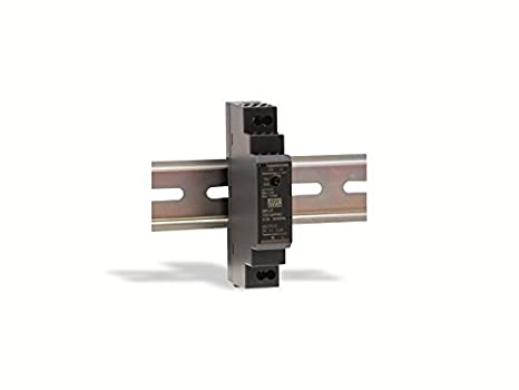 Mean Well HDR-15-5 AC-DC Ultra Slim DIN Rail Power Supply, CV Mean Well Europe B.V.