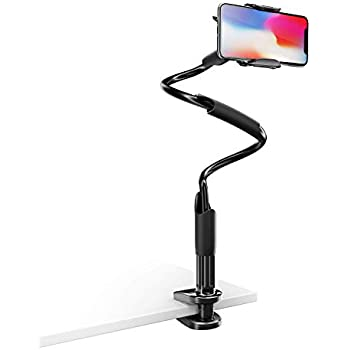 Amazon com: Tryone Gooseneck Tablet Stand, Tablet Mount Holder for