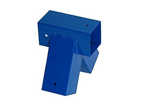 OTITU Just Fun Raccord balançoire 90x90 mm, 90° - Bleu