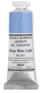 Michael Harding Artist Oil Colors - Burnt Umber