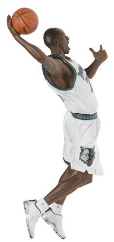 NBA Series 7 Figure: Kevin Garnett with White Jersey