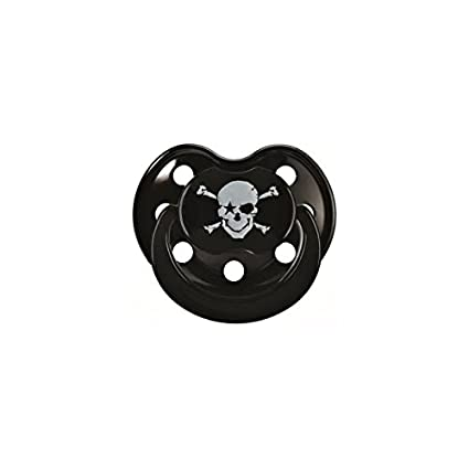 Rock Star Baby chupete pirata Calavera Rock Star Baby - acc ...