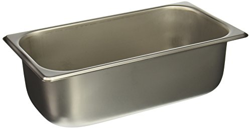 - Winco SPT4 1/3 Size Pan, 4-Inch