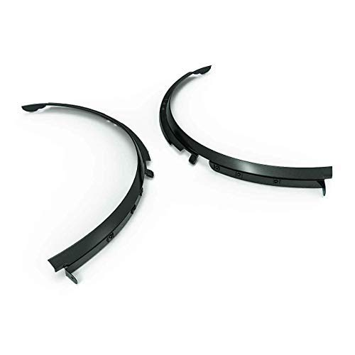 ACS Composite C7 Corvette Grand Sport and Z06 Front Fender Extension Flares | Painted Carbon Flash Metallic Black