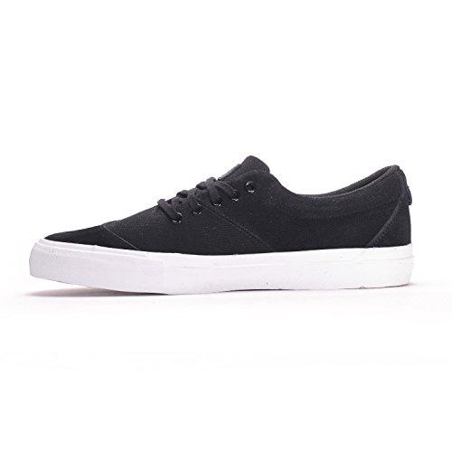 Diamond Supply Co Avenue (zwart) Mens Skate Schoenen Zwart